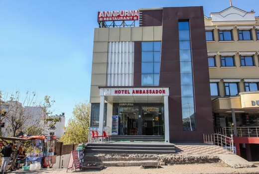 Hotel Ambassador, Katra