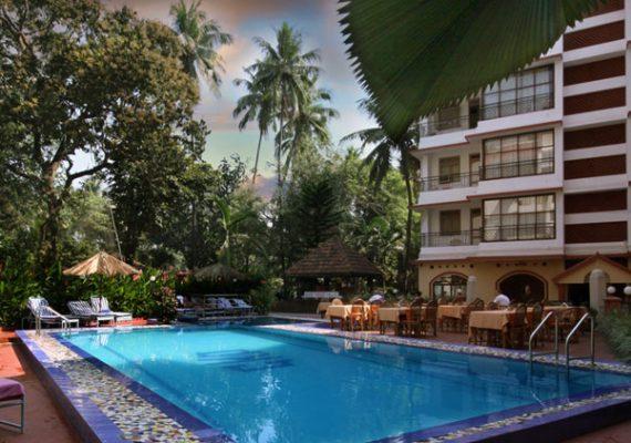 Hotel Horizon, North Goa