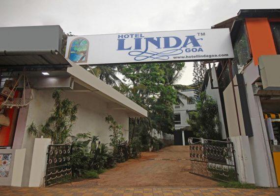 Hotel Linda, Calangute