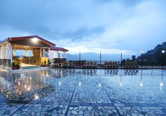 Hotel Vishnu Palace, Mussoorie