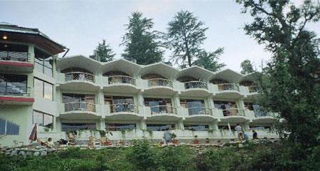 Krishna Mountview Mountain Resort, Kausani
