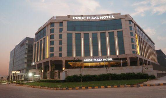 Pride Plaza, Aerocity