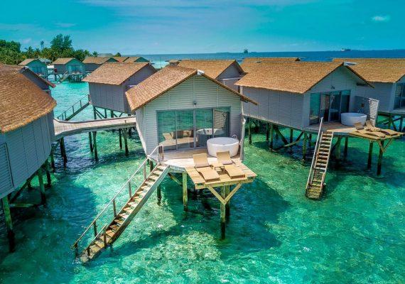 Cantara Ras Fushi Resort, Maldives