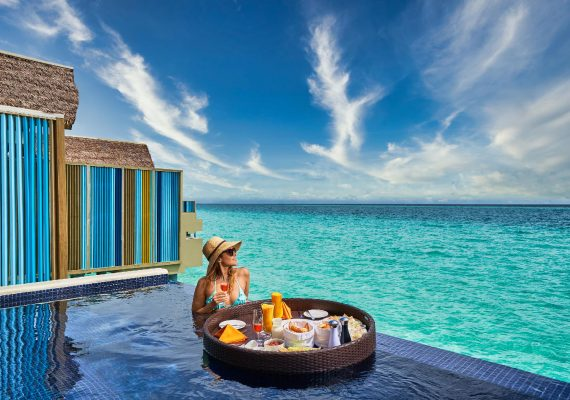 Hard Rock Hotel, Maldives